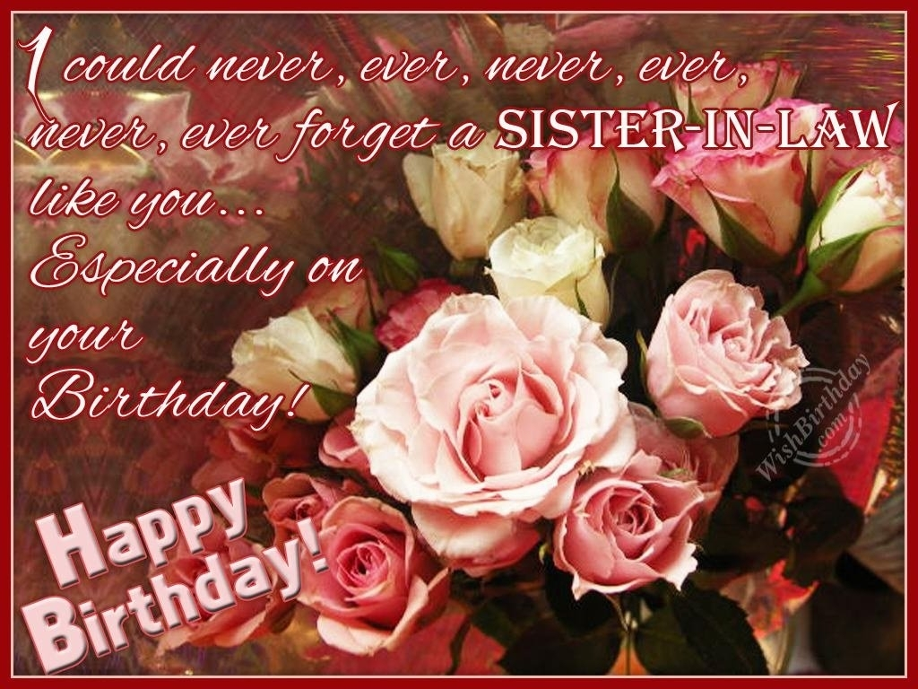 birthday greeting cards for sister in law ; birthday-wishes-for-sister-in-law-birthday-images-pictures
