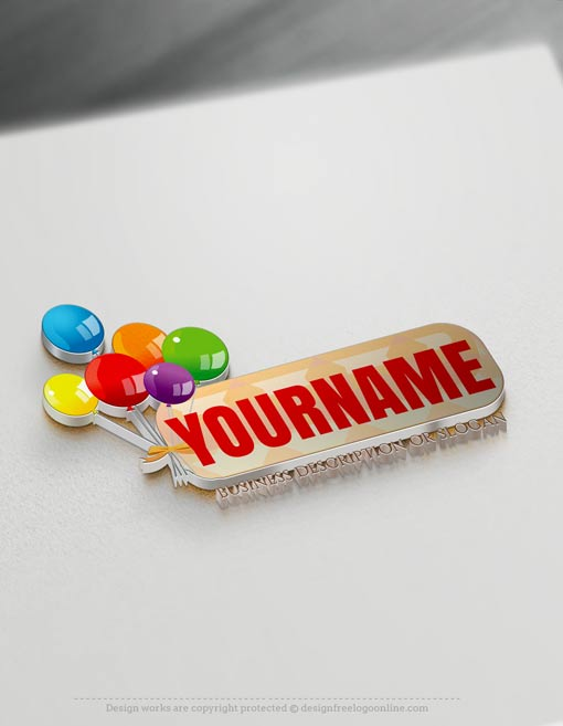 birthday image maker ; 00356-Free-logomaker-Birthday-candy-Logo-Templates