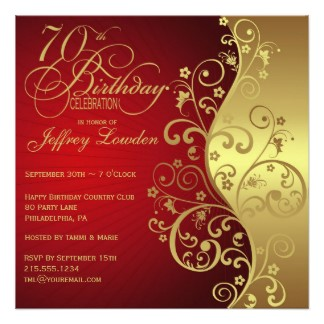 birthday invitation design ideas ; Outstanding-70Th-Birthday-Invitations-For-Additional-Free-Birthday-Invitation-Templates