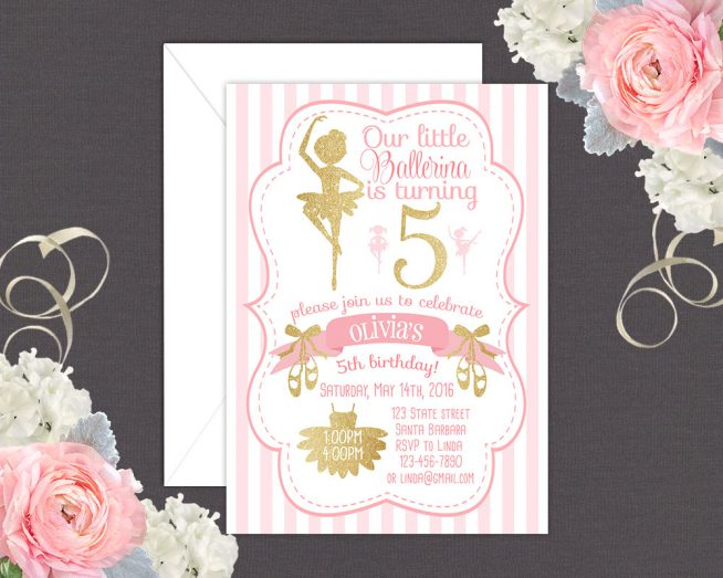 birthday invitation design ideas ; ballerina-birthday-invitations-for-simple-invitations-of-your-Birthday-Invitation-Templates-using-nice-looking-design-ideas-19-654x523
