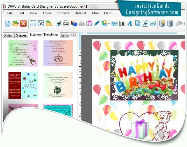 birthday invitation maker download ; designing_software_for_birthday_cards_business_graphics-520642