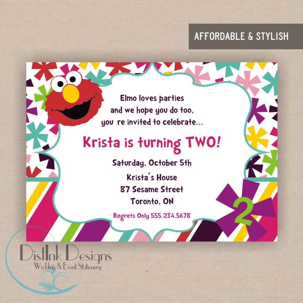 birthday invitation message for 6 year old ; birthday-invitation-wording-for-2-year-old