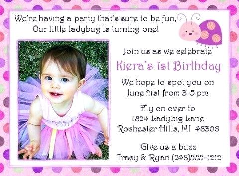 Birthday Invitation Message For 6 Year Old Invite Wording 9651
