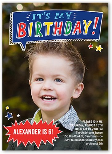 Birthday Invitation Wording For 6 Year Old Boy A26e1823e8f886835b39915acbbd28a2