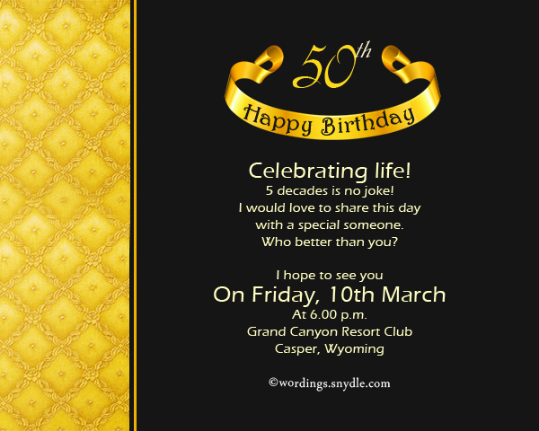 birthday invitation wording for mother ; 50th-birthday-invitation-wordings