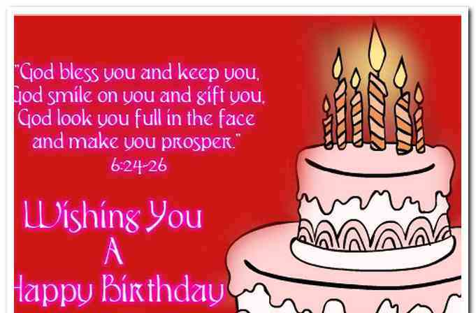 birthday message bible quote ; happy-birthday-wishes-with-bible-quotes