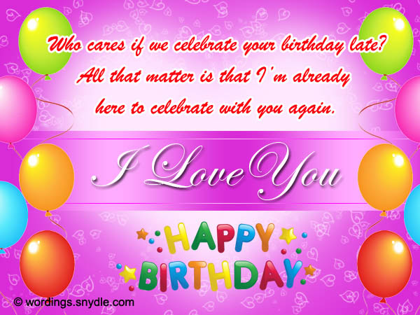 birthday message for me tagalog ; belated-birthday-greetings