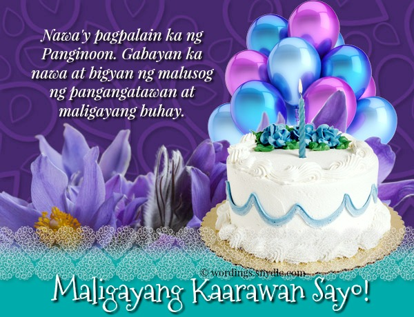 birthday message for me tagalog ; happy-birthday-in-tagalog