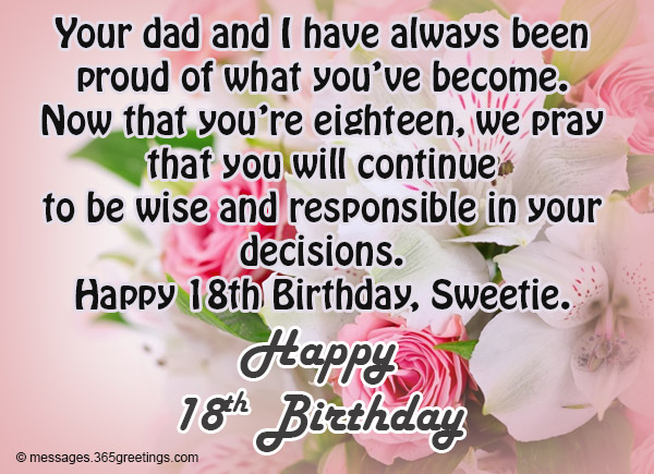 birthday message for mother from daughter tagalog ; 18th-birthday-wishes-and-greetings-05