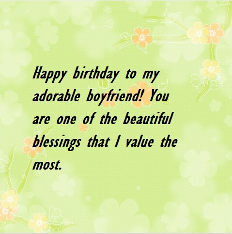 birthday message quotes for boyfriend ; Special-Birthday-Quotes-For-Him