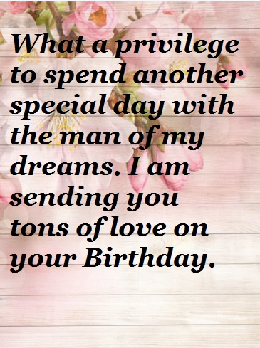 birthday message quotes for boyfriend ; Special-Birthday-Wishes-For-Him