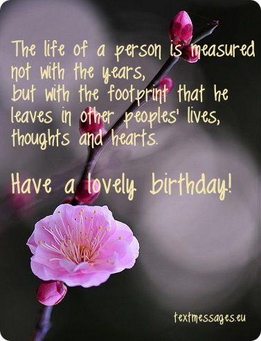 birthday message quotes inspirational ; 2fb48952a596fe4b0d63545453c3f500