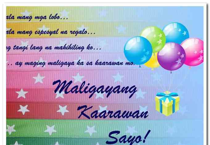 birthday message to best friend tagalog ; happy-birthday-message-to-a-friend-tagalog