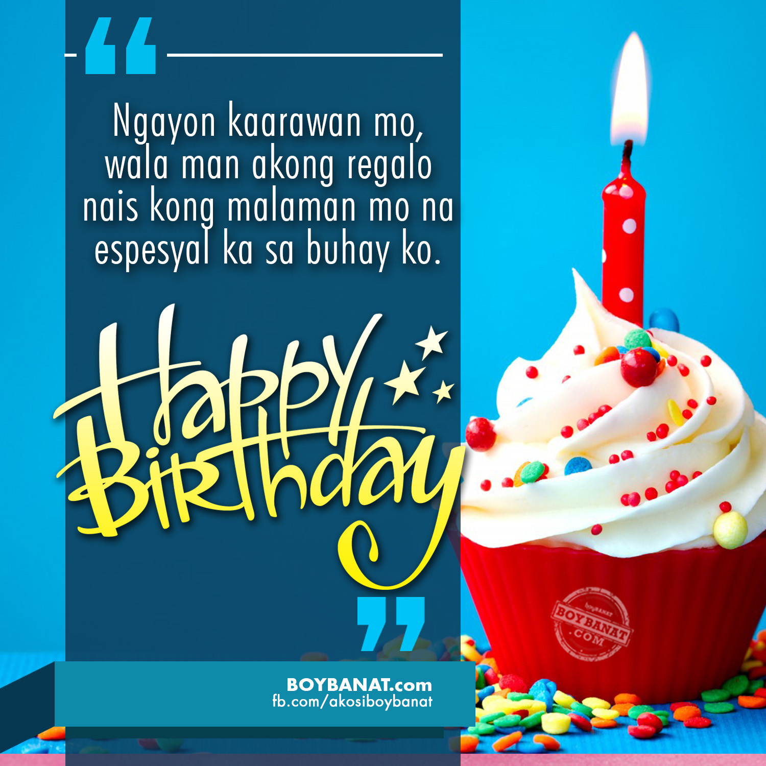 birthday message to my best friend tagalog ; Birthday%252BQuotes%252Bwww_boybanat_com