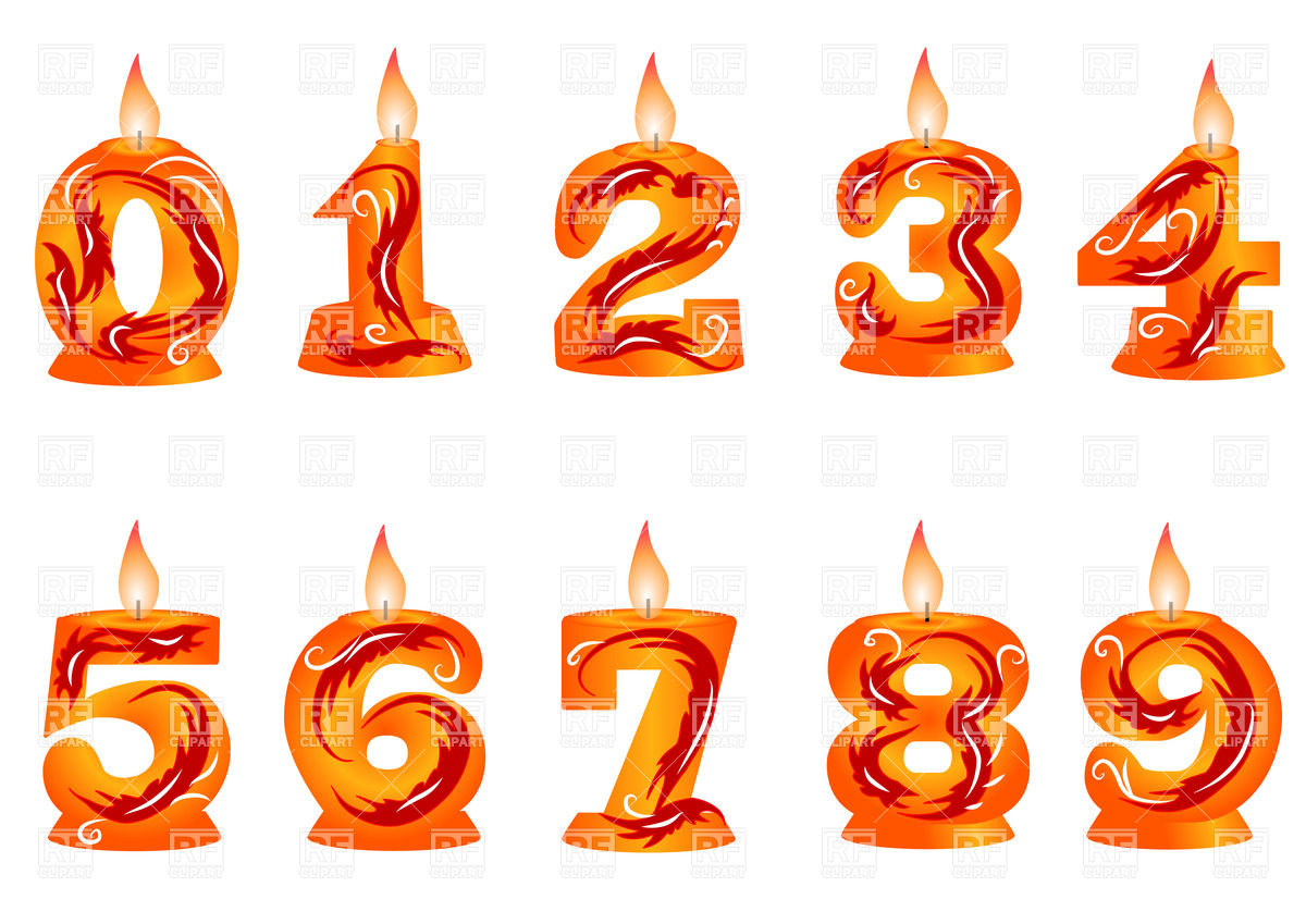 birthday numbers clipart ; birthday-candle-made-as-numbers-Download-Royalty-free-Vector-File-EPS-71570