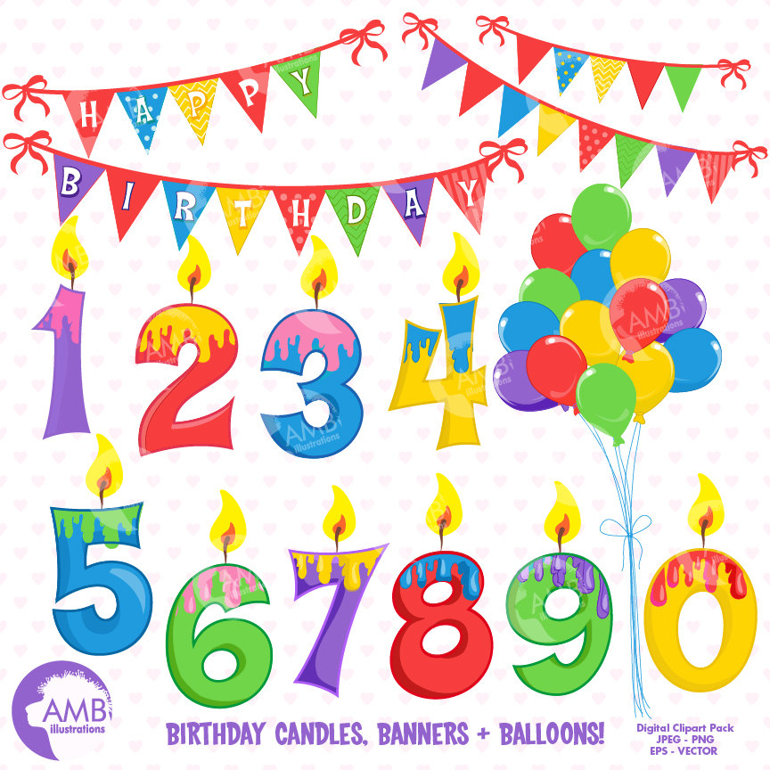 birthday numbers clipart ; birthday-clipart-happy-birthday-clipart-birthday-numbers-birthday-candles-balloons-birthday-banners-commercial-use-amb-1239-58c8946a1