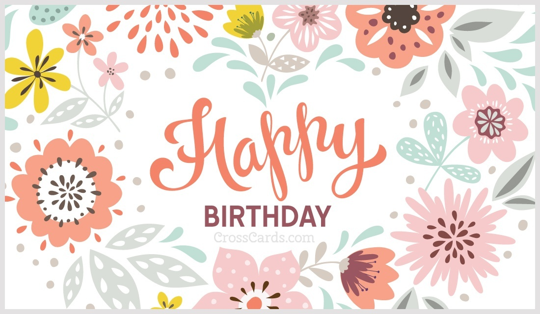 birthday party background themes ; pink-orange-yellow-blue-flowers-themes-happy-birthday-cards-online-on-white-background-birthday-card-online-for-baby-girl-birthday-party-decoration