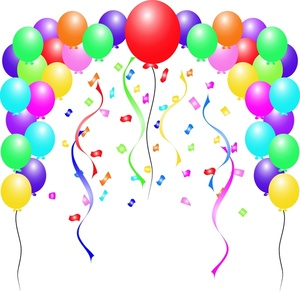 birthday party balloons clipart ; birthday_balloons_and_confetti_with_streamers_in_bright_colors_0515-1004-2122-0003_SMU