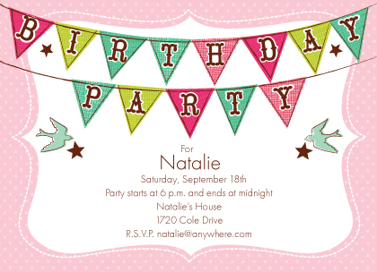 birthday party banner design ; 234_1_116_A02_lg