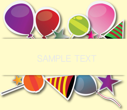 birthday party banner design ; sweet_party_banner_6818731