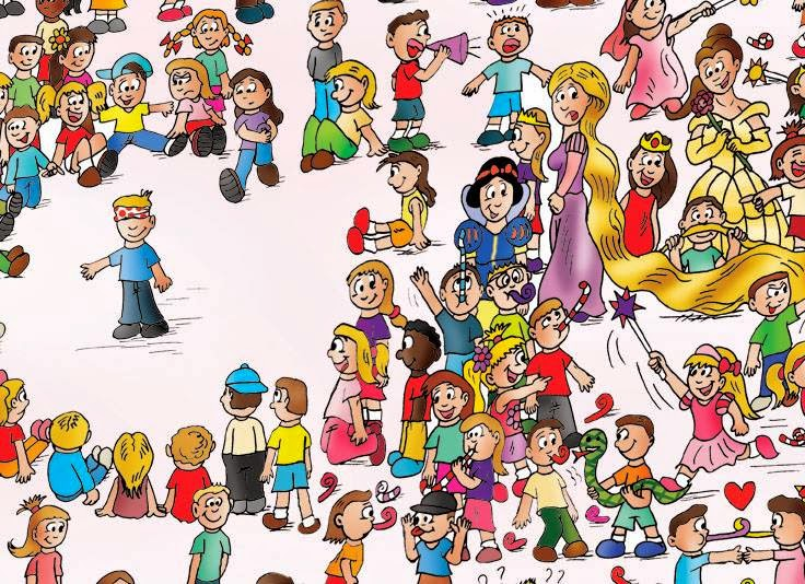 birthday party drawing for kids ; 1947446_10153820369665237_2031398399_n
