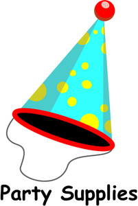 birthday party hat clipart ; birthday_party_hat_0515-1007-3017-2646_SMU