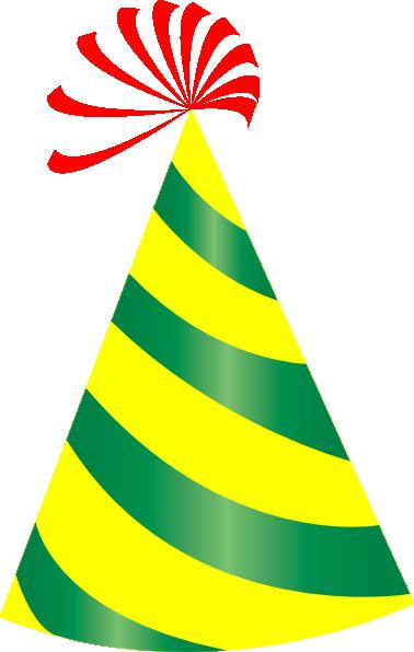 birthday party hat clipart ; party-hat-hi