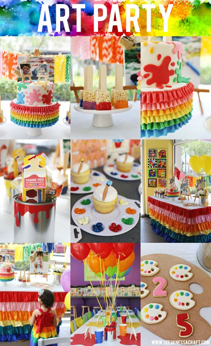 birthday party ideas and themes ; c54a8581b37f33305c585625b33daf8c--birthday-parties-for-kids-kid-parties