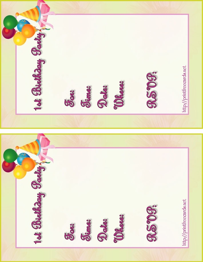 birthday party invitation card template free ; free-printable-kids-birthday-party-invitations-templates-free-kids-invitation-cards-for-birthday-party-template