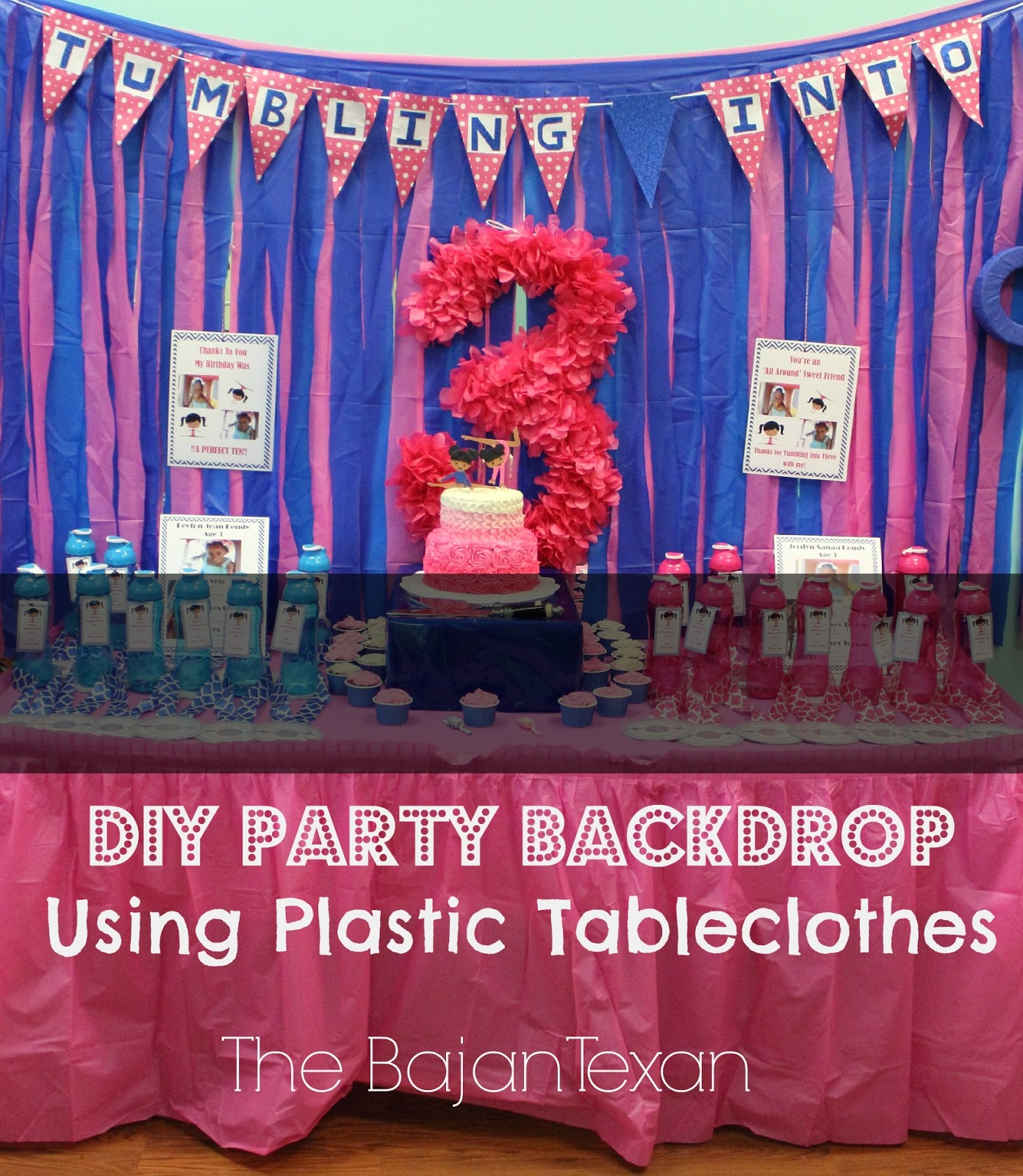 birthday party picture backdrops ; DIy-party-backdrop-using-tableclothes