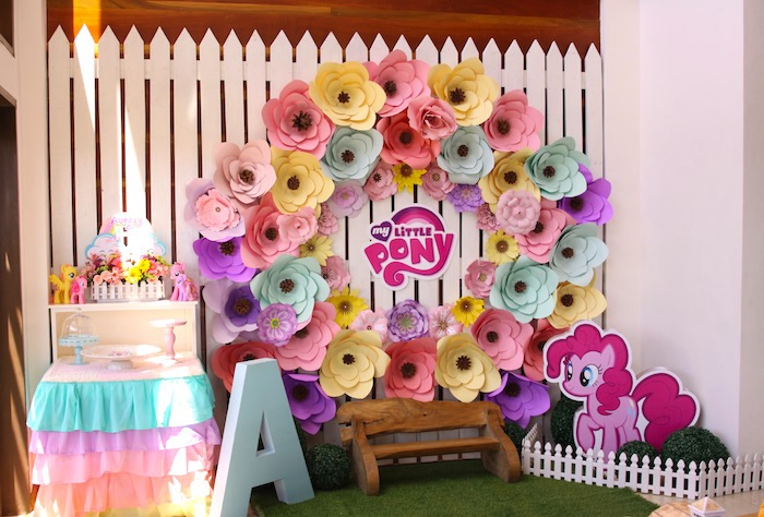 birthday party picture backdrops ; My-Little-Pony-Birthday-Party-via-Karas-Party-Ideas-KarasPartyIdeas