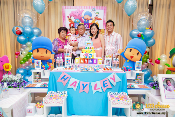 birthday party themes for 1 year old ; Hayley011