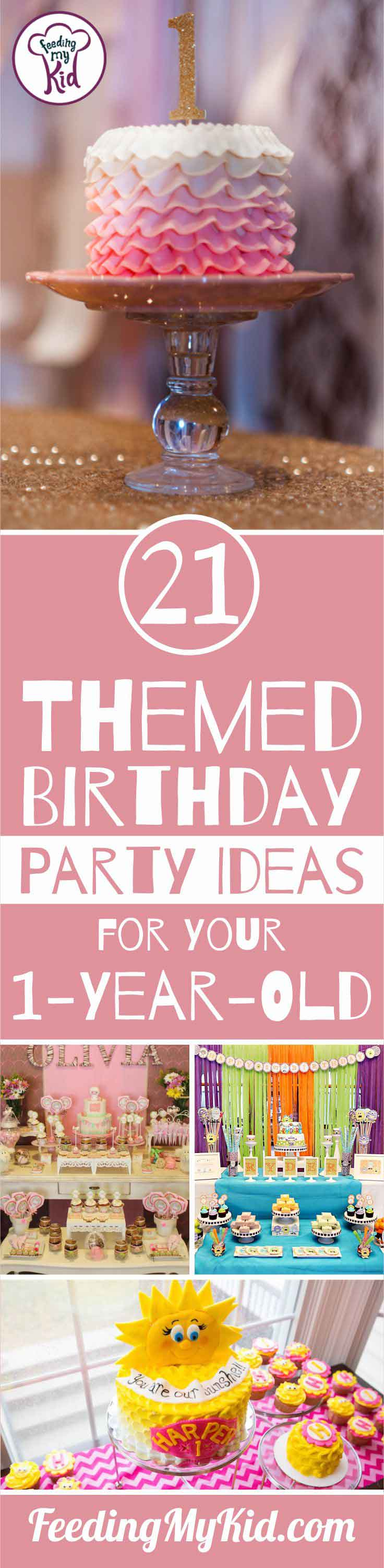 birthday party themes for 1 year old ; birthday-party-themes