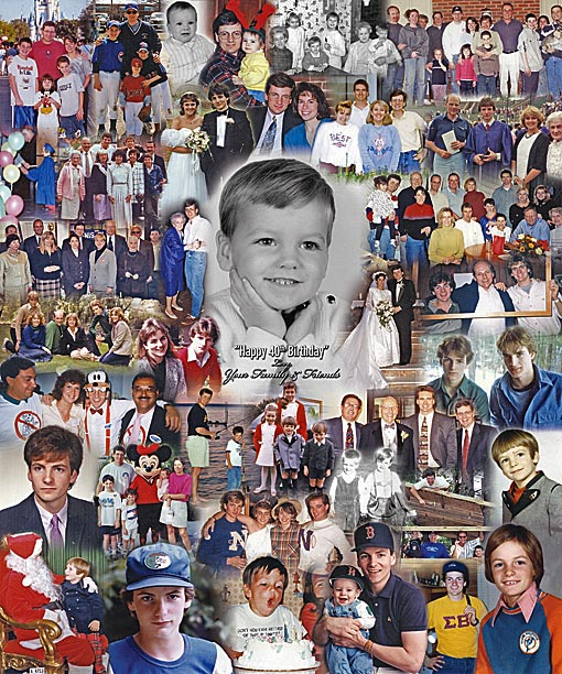 birthday picture collage ideas ; personalized-birthday-gift