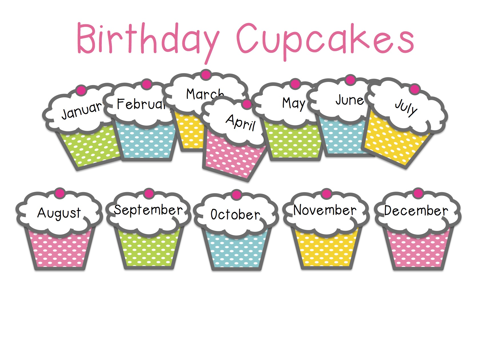 birthday picture display ; cupcake-preview-copy