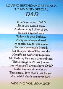 birthday poem for dad in heaven from daughter ; 4dec205124607945a2575547d6de073d--happy-st-birthdays-heaven-images