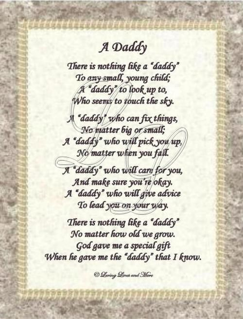 birthday poem for dad in heaven from daughter ; b2469592565c351d0508a0919147391f