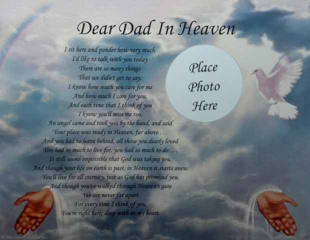 birthday poem for dad in heaven from daughter ; c6353c9a69d1361a4c5e29efe2099c8a