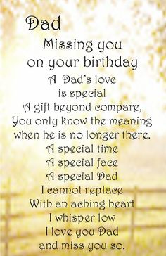 birthday poem for deceased father ; 092b4e4b6afe39a37b9168fd1fb0972d