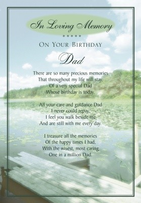 birthday poem for deceased father ; 1a8ac296ba26acf2e3ecadedb1d6be09