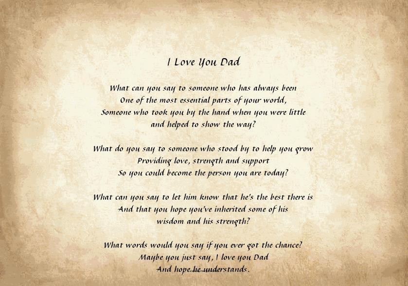 birthday poem for deceased father ; 462ab256f6b1eee09d72307035462767