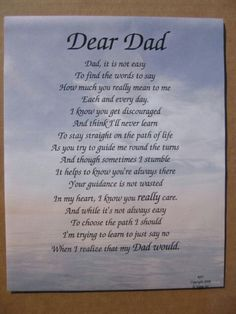 birthday poem for deceased father ; 8765dec66ed66069681207ee0206a2b7--dad-poems-dad-quotes