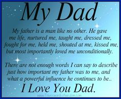 birthday poem for deceased father ; 8ecfd89b4be47aba1a075532f40d7b46--my-daddy-missing-daddy