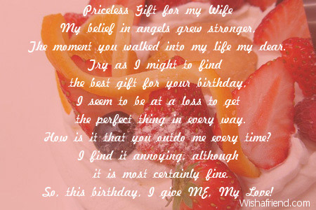 birthday poem for wife ; 2006-wife-birthday-poems