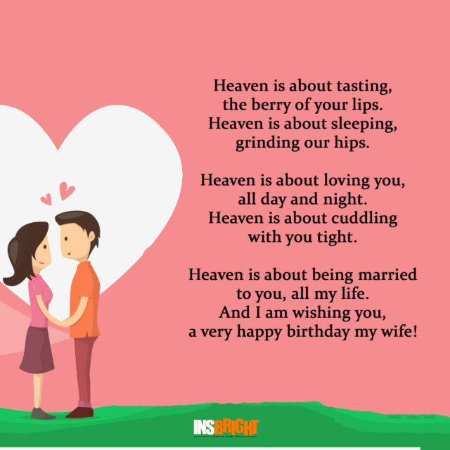 birthday poem for wife ; 58aba8d69ca85c01311e799888c44164