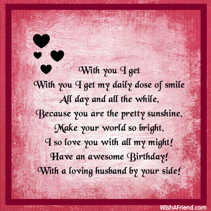 birthday poem for wife ; 9468-wife-birthday-poems
