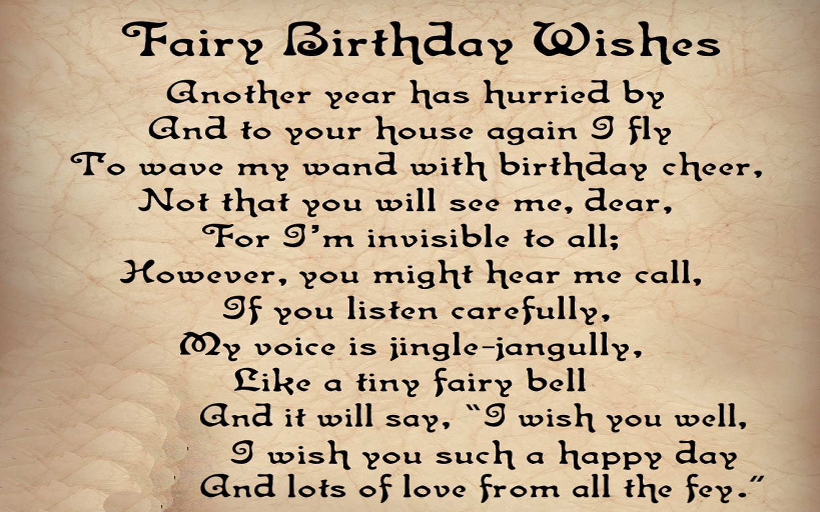 birthday poem for wife ; Birthday-Poems-Fair-Birthday-Wishes