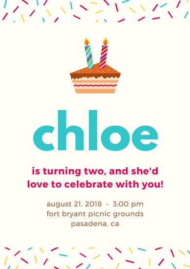 birthday poster online ; canva-colorful-sprinkles-and-cake-birthday-poster-MACN2_nB5hc