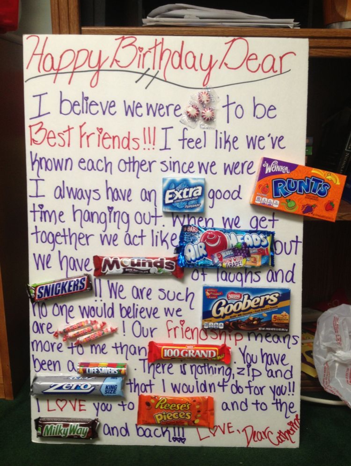 birthday posters for friends ; best%2520friend%2520birthday%2520poster%2520ideas%2520;%25202b1efb6befe8ab92ad3315ae9a35704e