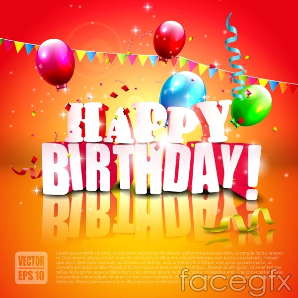 birthday posters free download ; interesting-birthday-posters-free-download-and-brilliant-ideas-of-balloons-banners-birthday-poster-vector-over-millions-vectors-14
